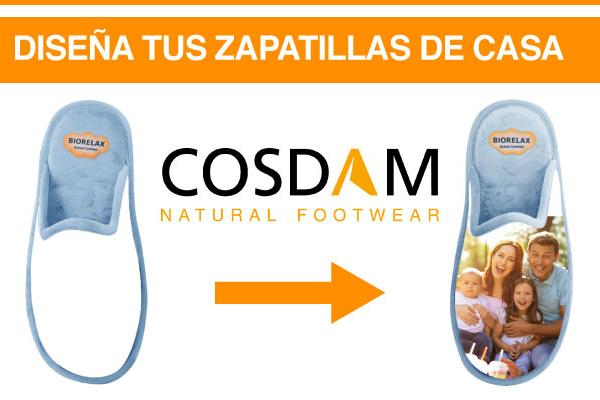 Antes y después de personalizar tus zapatillas de casa