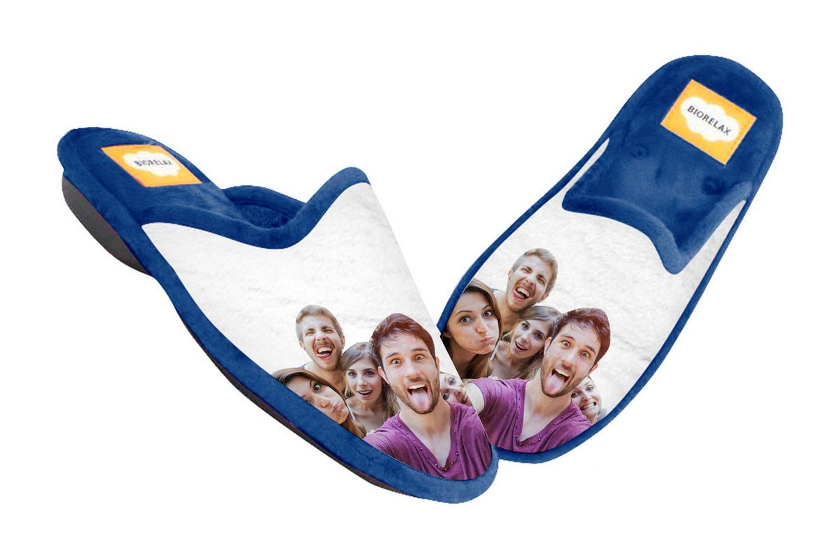 Zapatillas personalizadas para hombre