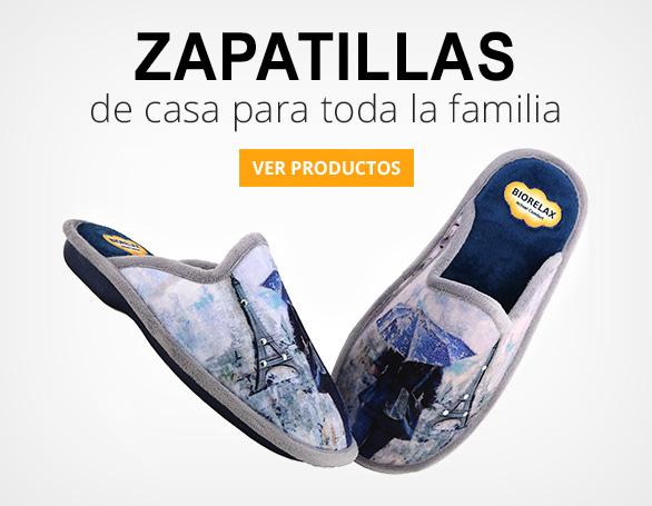 Zapatillas de casa Biorelax Cosdam